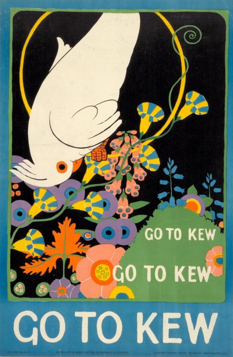 Go to Kew, by Maxwell Ashby Armfield, 1915
