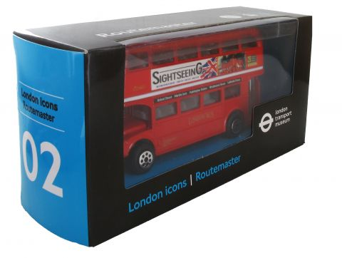 London Routemaster Bus Toy
