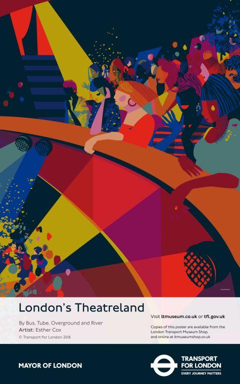 Theatreland, Esther Cox 2018