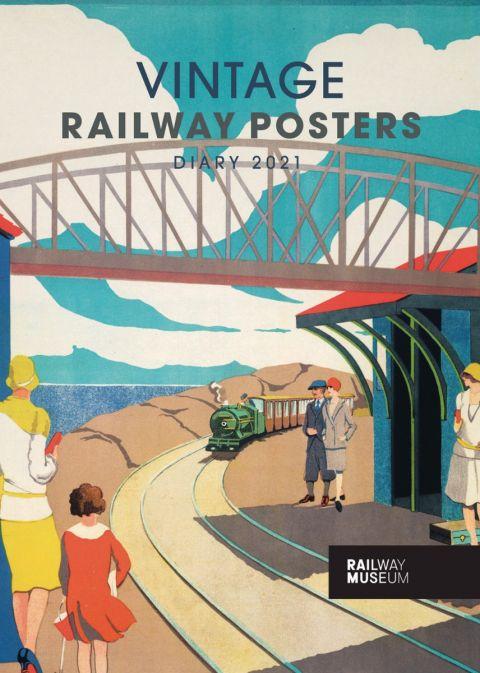 National Railway Museum Diary 2021