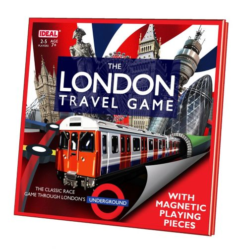 The London Game - Pocket Travel Game