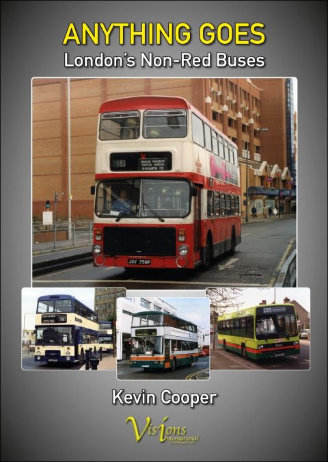 Anything Goes - London's Non Red Buses