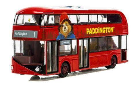 Corgi Paddington Bus Toy
