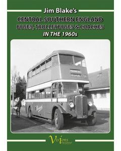 Central Southern England Buses, Trolleybuses & Coaches in 1960s