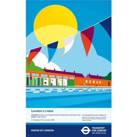 London's Lidos Charlton