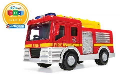 Chunkies Fire Ladder Truck