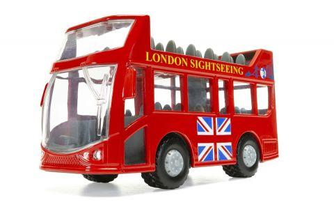 Chunkies London Bus