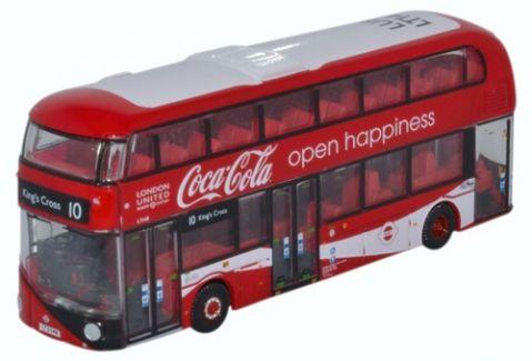 New Routemaster 2017 Coca Cola