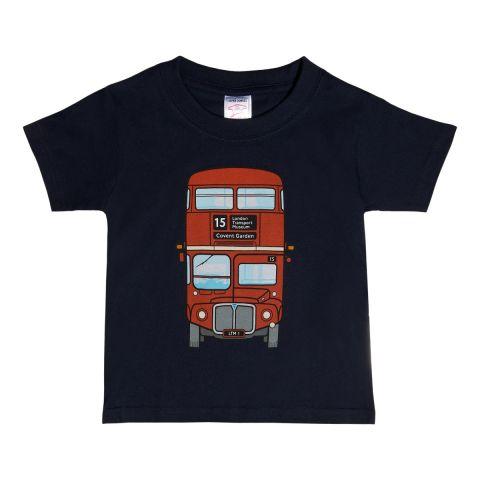 Children's LTM Bus T-shirt Navy