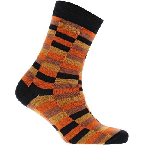 District Line Moquette Socks