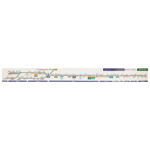 District Car Line Diagram