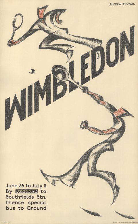 Wimbledon, by Andrew Power, 1933
