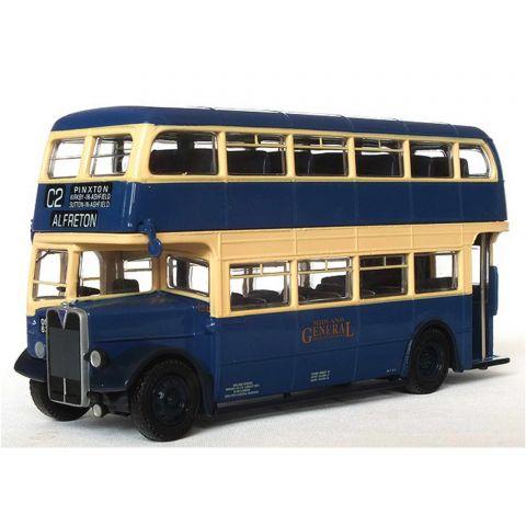 EFE 2013 RLH Bus model