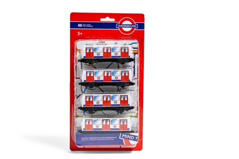 S Stock Train Set Toy Expansion