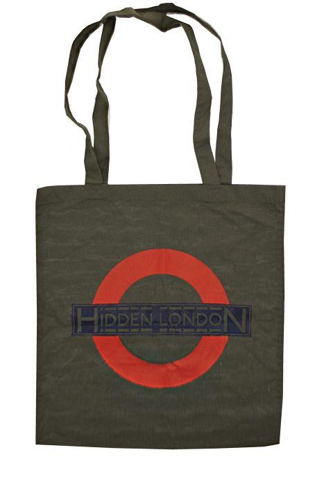 Hidden London Tote Bag