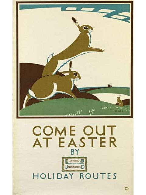 Come out at Easter, by Frederick Charles Herrick, 1922