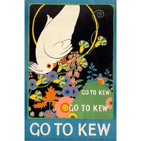Go to Kew 30x40 print