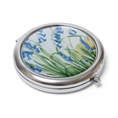 Kew Gardens (Bluebells) Pocket Mirror