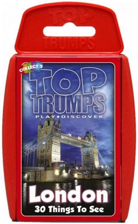 London Top Trump