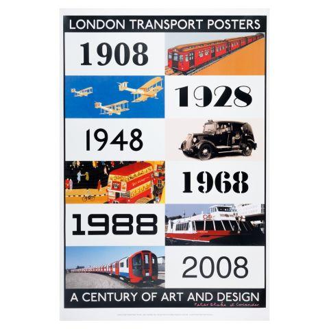Century of Art & Design (Peter Blake) Poster