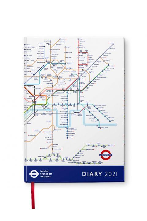 London Transport Museum Diary 2021
