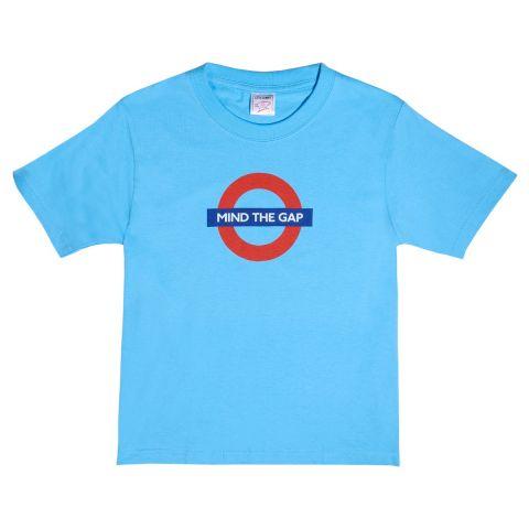Children's Mind The Gap Blue T-shirt