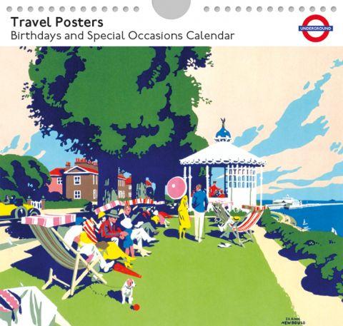 Occasions Travel Calendar 2021