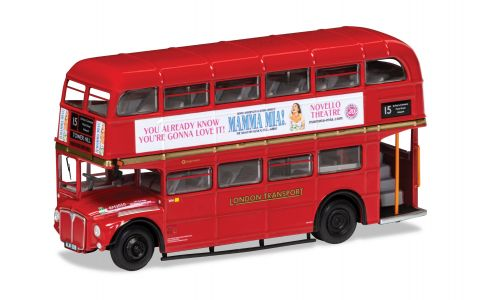 Routemaster Mamma Mia! Route 15 - Trafalgar Square
