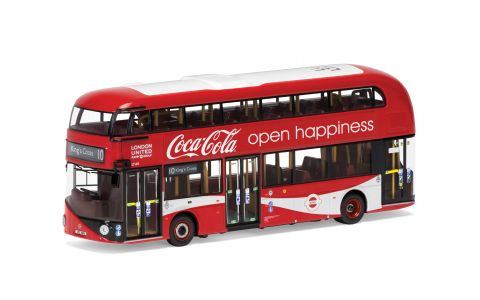 New Routemaster CocaCola #10 A