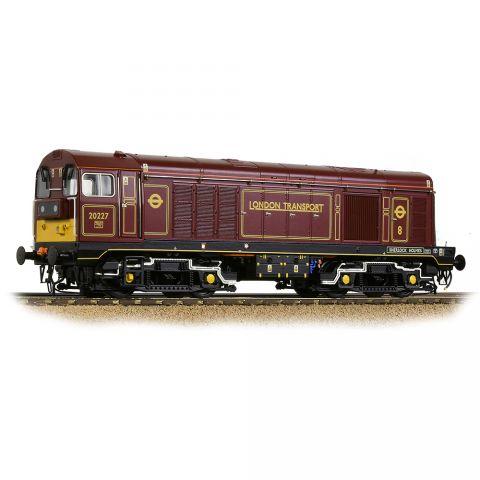 Class 20 LT diesel locomotive - Sherlock Holmes (PRE-ORDER)