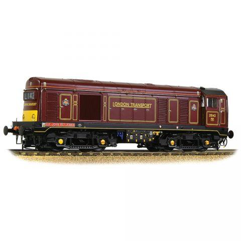 Class 20 LT diesel locomotive - Sir John Betjeman (PRE-ORDER)
