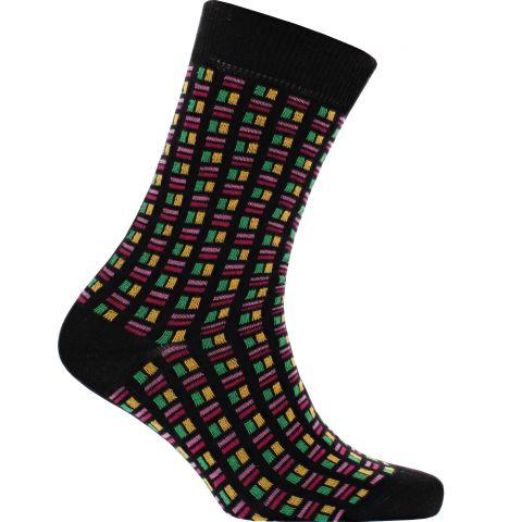 S Stock Moquette Socks