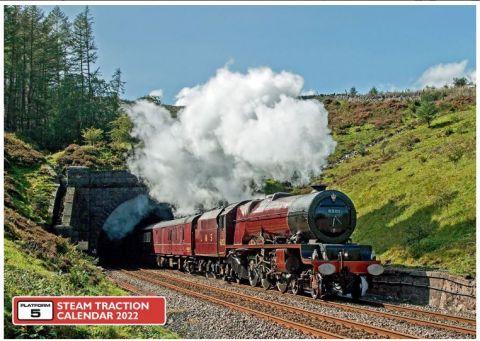 Steam Traction Calendar 2022