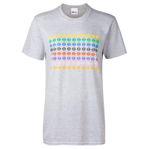 Multi-colour Roundel T-Shirt