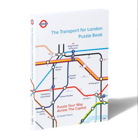 Transport for London Puzzle Book