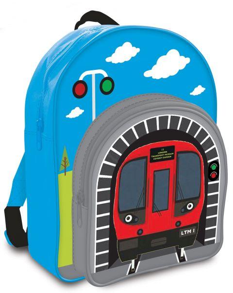 Tube Train Children's Backpack