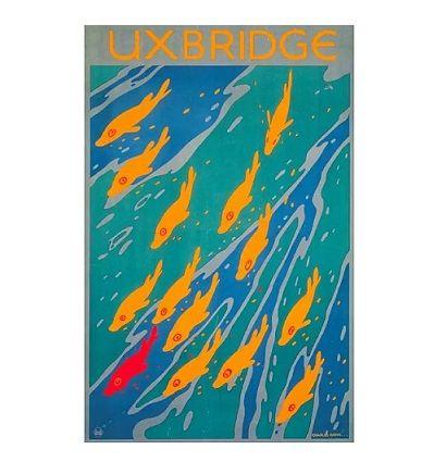 Uxbridge 30x40 print