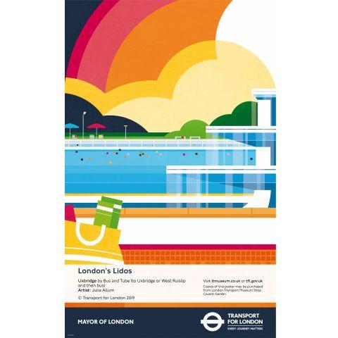 London's Lidos Uxbridge
