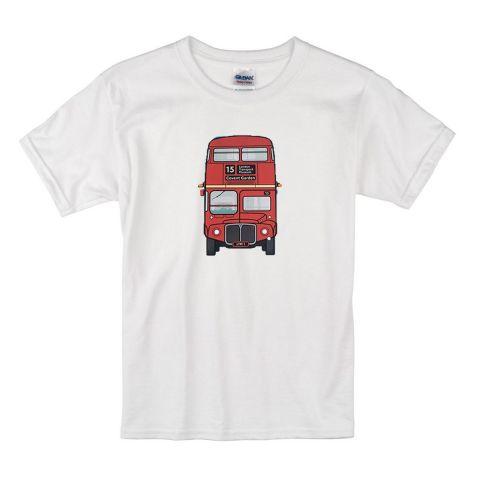 Kids LTM Bus T-Shirt White