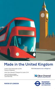 Made in the United Kingdom Poster
