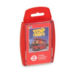 History of the Buses Top Trumps
