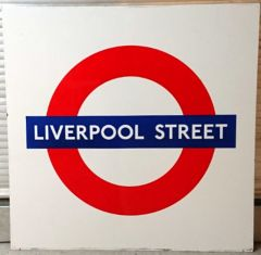 Liverpool Street Station Roundel (1132019)