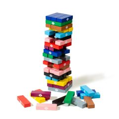 Topple Tower Game