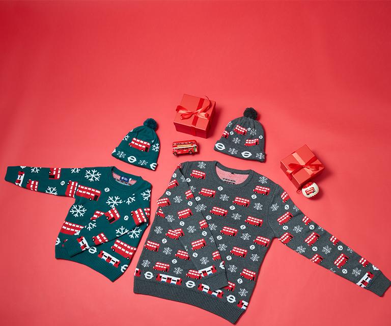Christmas knitwear
